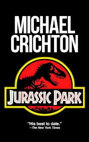 Dzieło Park jurajski, Michael Crichton
