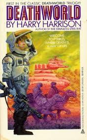 Dzieło Planeta śmierci, Harry Harrison