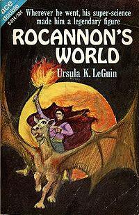 Ursula K. LeGuin Świat Rocannona