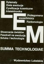 Stanisław Lem Summa Technologiae