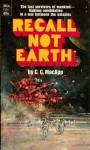 Colin C.  MacApp Zapomnij o Ziemi