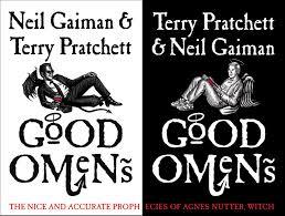 Terry Pratchett Dobry omen