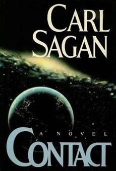 Dzieło Kontakt, Carl Sagan
