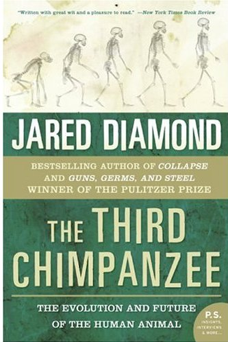 Jared Diamond (The Third Chimpanzee)