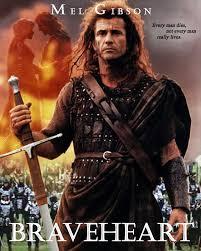 Dzieło Waleczne serce, Mel Gibson