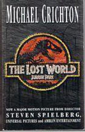 Dzieło Zaginiony świat, Michael Crichton