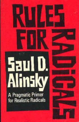 Dzieło Rules for Radicals