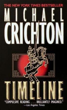 Dzieło Linia czasu, Michael Crichton